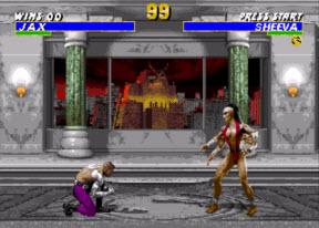Mortal Kombat 3-1