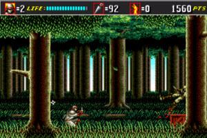 Shinobi 3-Return of the Ninja Master