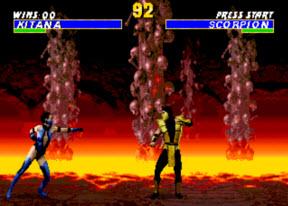 Ultimate Mortal Kombat-1